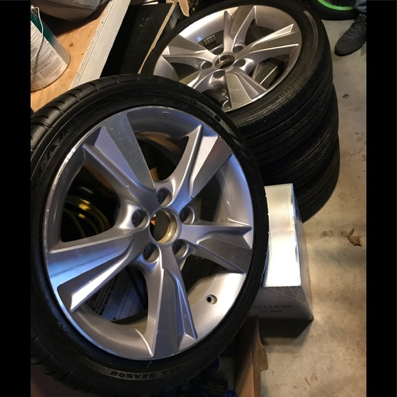 Accessories Rines Tires Para Acura Ilx Originales Poshmark - Acura ilx accessories